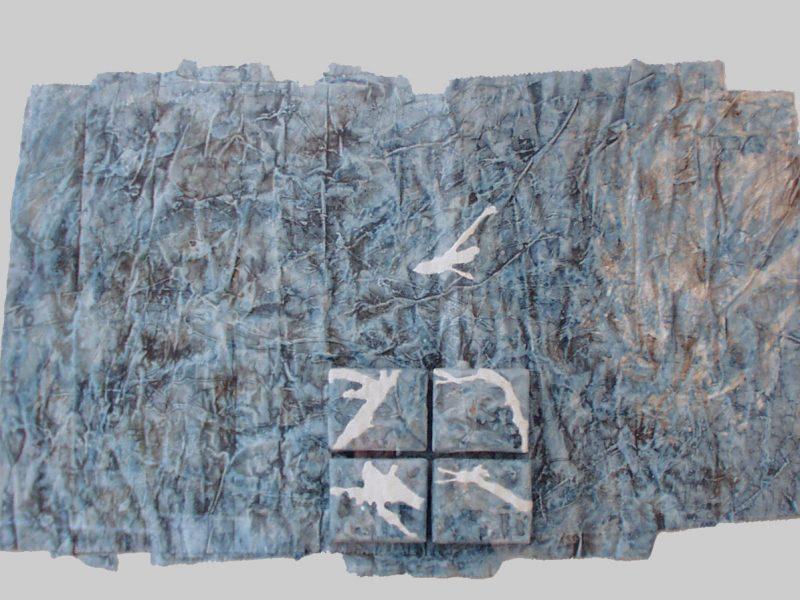 Cielo Estraneo 1988 cm 60x73x4,5