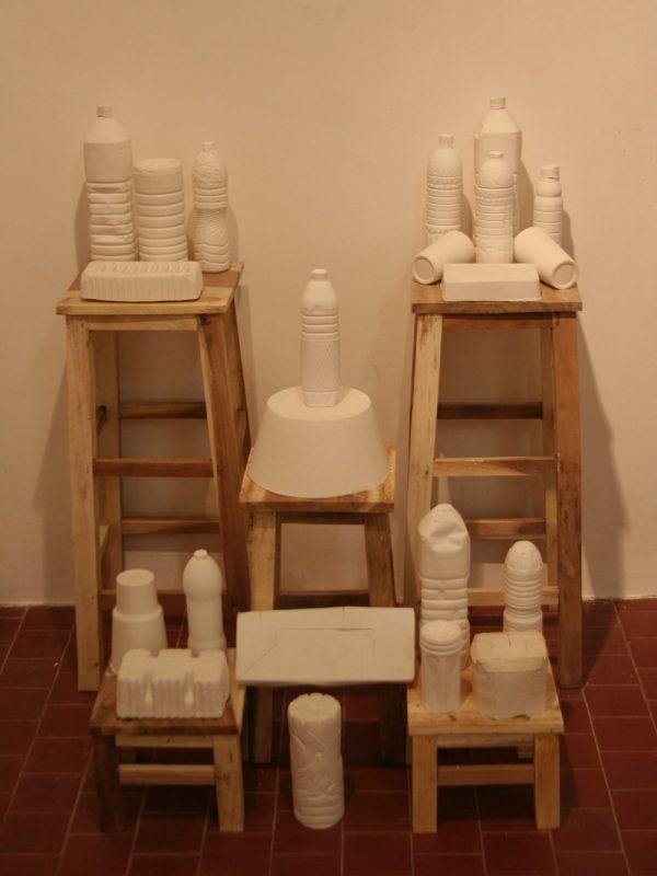 Installazione - Particolare altarino - Bangkok