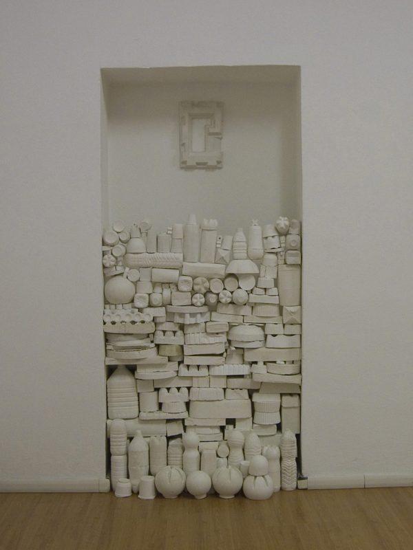 Installazione - Riempire con vuoto il vuoto - Cavenaghi Milano